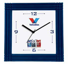 Load image into Gallery viewer, Corporate Logo Clock 10.5 inch
