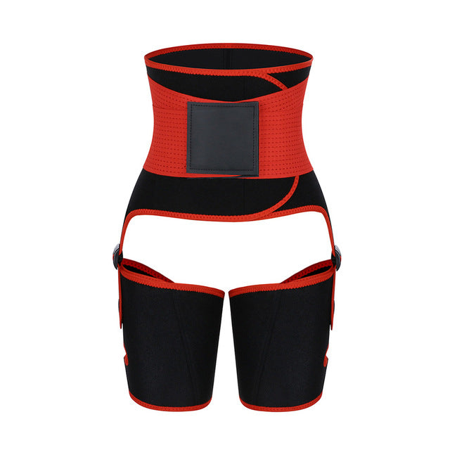 High Waist Thigh Trimmer & Waist Cinchers
