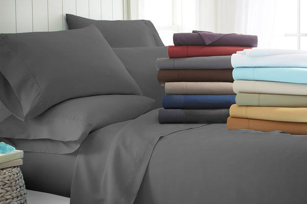 What are the benefits of using pure cotton bed sheets?