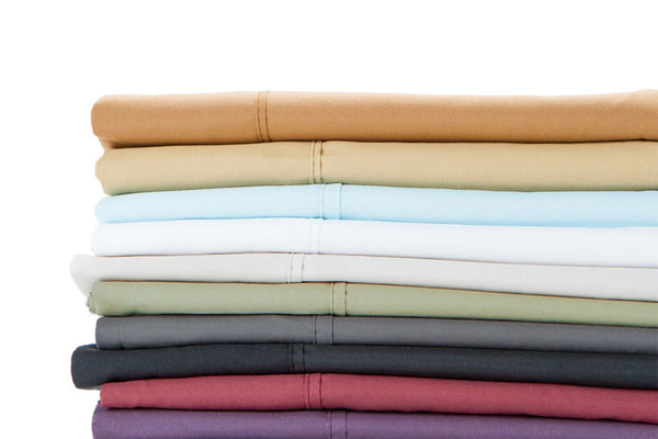 How will you distinguish among wool, cotton, silk, and synthetic fibres?