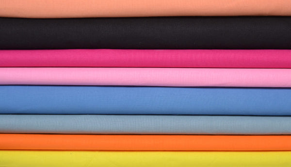 What are some advantages of cotton fabric?
