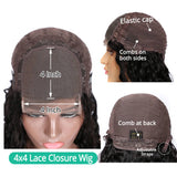 Glueless 4x4 Lace Wigs