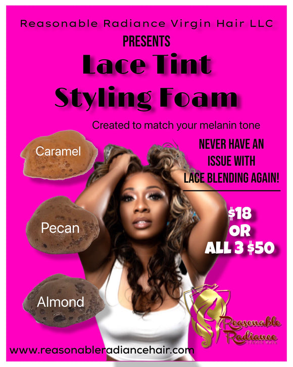 Pre-Order Lace Tint Styling Foam!!