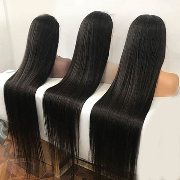 Long Inch Lace Wigs