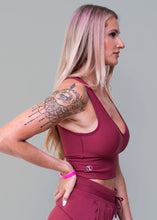 Load image into Gallery viewer, Amy Crop Top (3 colors)