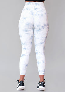 Elena Tie Dye Leggings (4 colors)