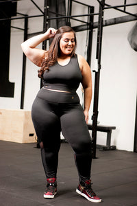 Plus Size - Zahra Legging
