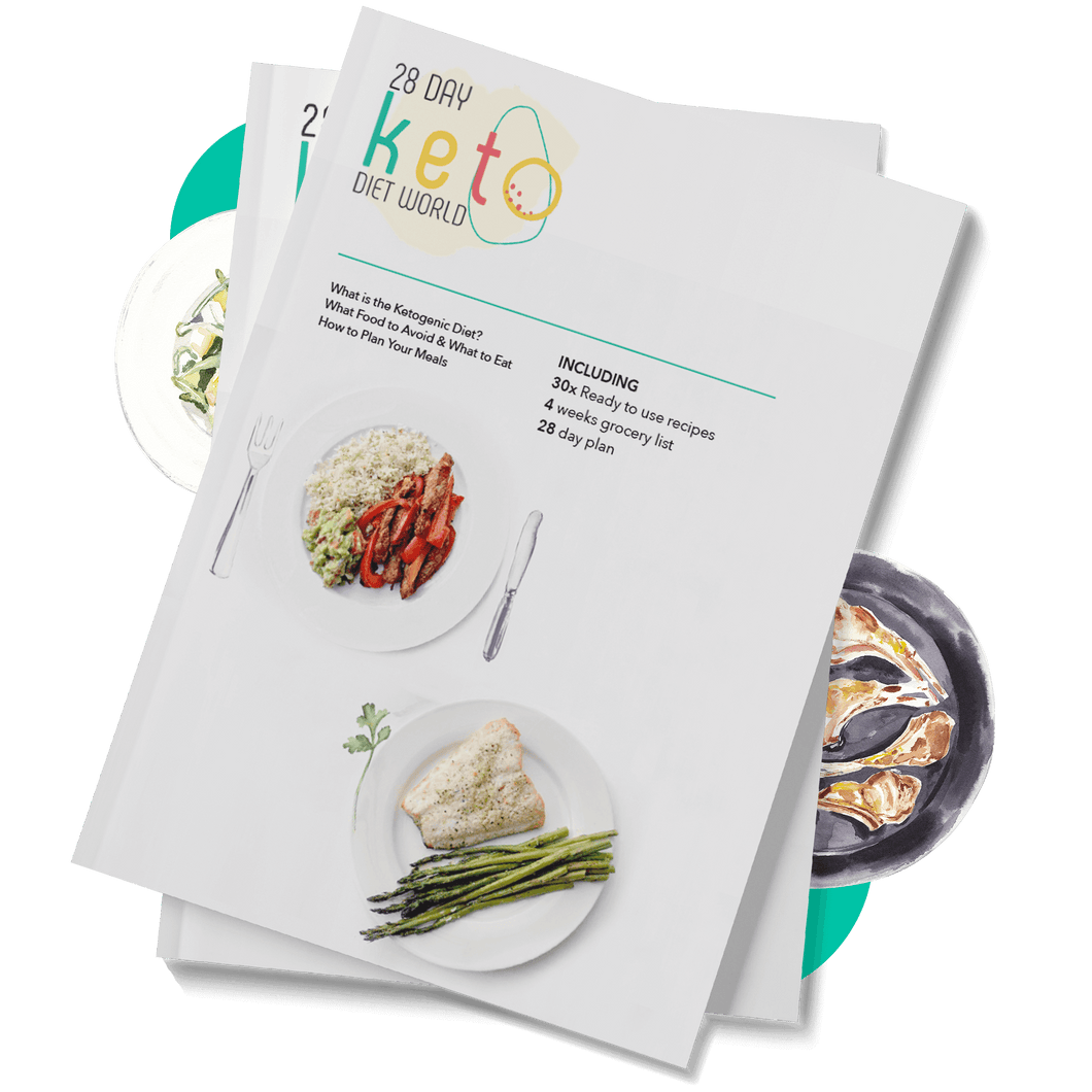 28 Day Keto Diet Plan Recipe Book