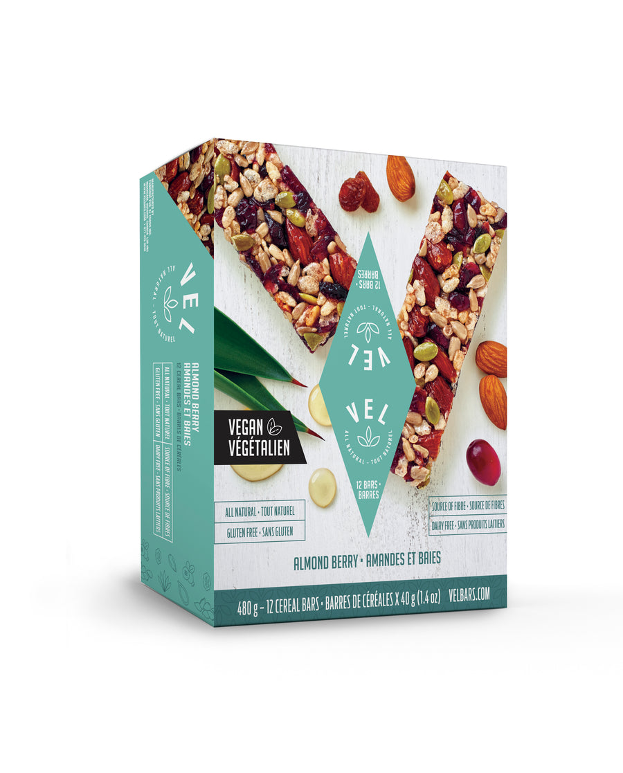 Vegan Almond Berry 12-pack