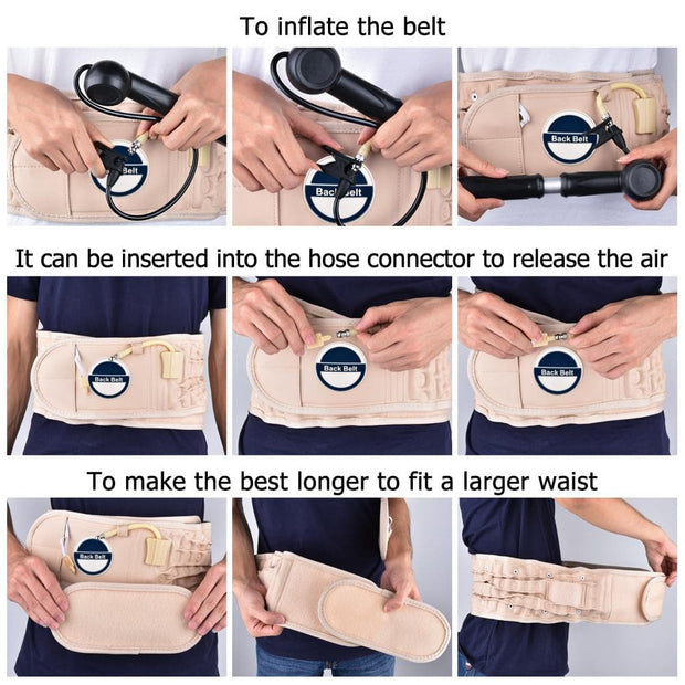Spinal Air Belt