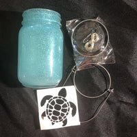 Sea Turtle Solar Lantern DIY Kit