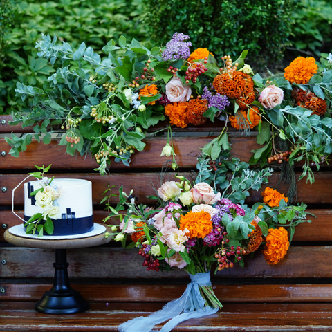 summer wedding flowers nyc florist