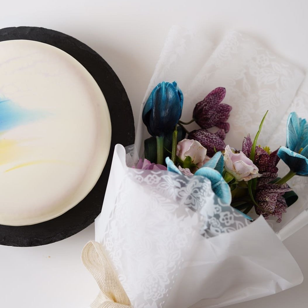 YTF + Anntremet Cake Collaboration #2 - Yours Truly Flowers