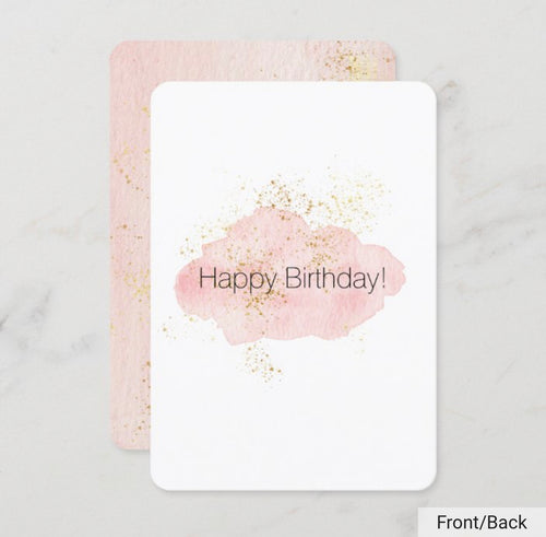 Customizable Cards - Yours Truly Flowers