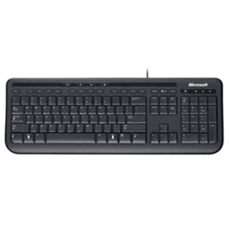 Microsoft Corporation Wired Keyboard 600