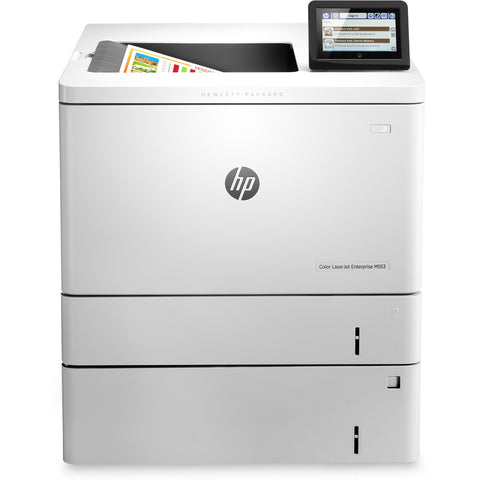HP Color LaserJet Enterprise M553x Color Laser Printer