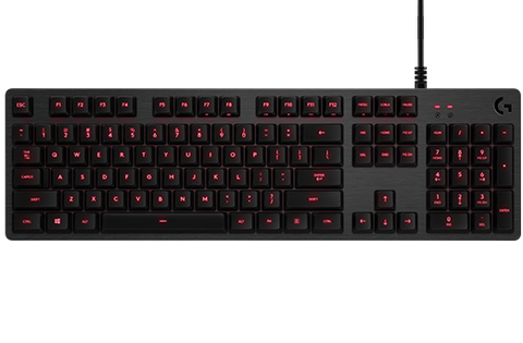Logitech G413 MECHANICAL GAMING KEYBOARD (CARBON)