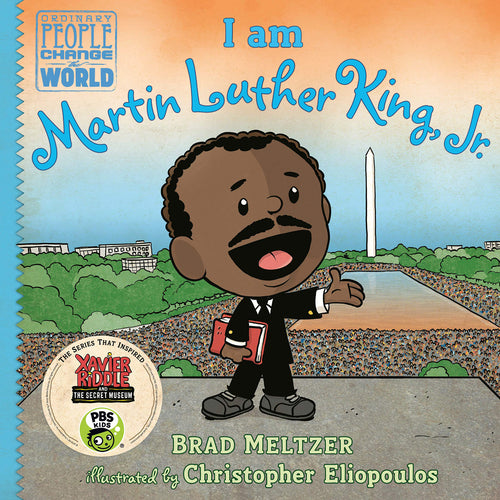 I am Martin Luther King, Jr. - Chicago History Museum Store