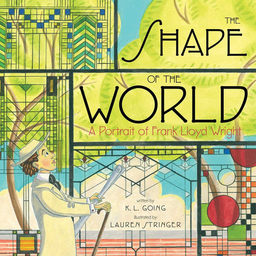 The Shape of the World: A Portrait of Frank Lloyd Wright - Chicago History Museum Store