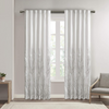 Cortina 127x274 cm Madison Park Andora - Blanco