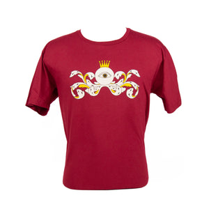 #A Queen Within Crown Eye T-Shirt