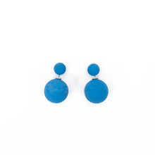 Load image into Gallery viewer, Double Ball Earrings