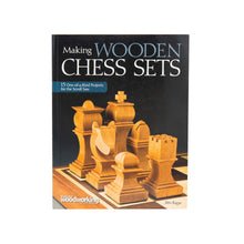Load image into Gallery viewer, Making Wooden Chess Sets