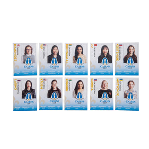 #2020 Cairns Cup Trading Cards