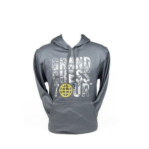 #2019 Grand Chess Tour Pull-over Hoodie