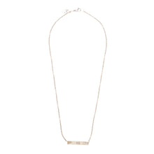 Load image into Gallery viewer, Area Code Necklace - 314 Silver