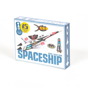 Make Your Own Spaceship