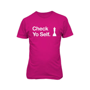 Check Yo Self Unisex T-Shirt