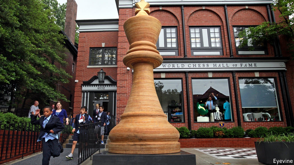 World Chess Hall of Fame Gift Cards