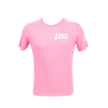Load image into Gallery viewer, Check Yo Self 2.0 Tee - Neon Pink