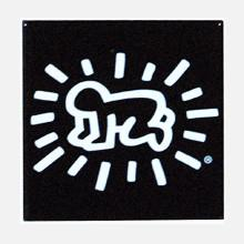 Keith Haring Square Magnet