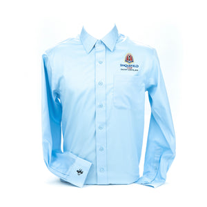 #2016 Sinquefield Cup Light Blue Dress Shirt