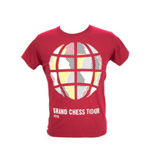 Load image into Gallery viewer, 2015 Grand Chess Tour Women's T-Shirt