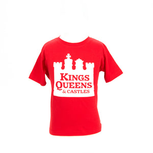#Kings, Queens, and Castles Unisex Toddler T-Shirt