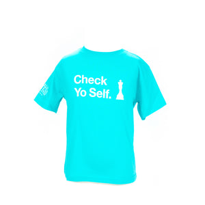 Check Yo Self Toddler T-Shirt