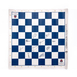 2016 Sinquefield Cup Autographed Roll-Up Board