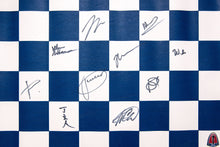 Load image into Gallery viewer, 2016 Sinquefield Cup Autographed Roll-Up Board