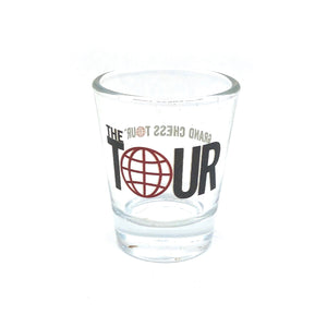 Grand Chess Tour Shot Glass