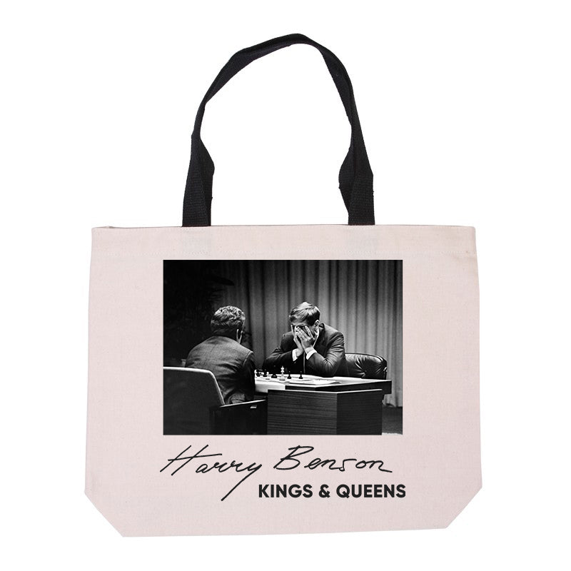 Harry Benson Kings & Queens Tote Bag