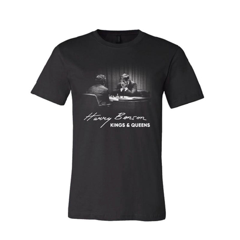 #Harry Benson: Kings & Queens Unisex T Shirt