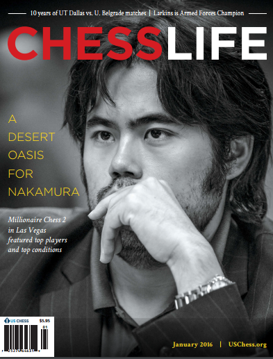 Chess Life Magazine
