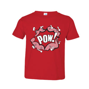 Pow! Comic Youth Shirt