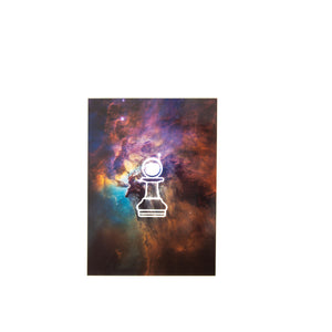 Ground Control Postcards - Lagoon Nebula