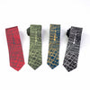 STL Chess Map Neckties