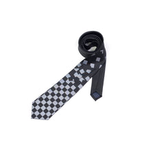 Load image into Gallery viewer, Falling Chessboard Neckties