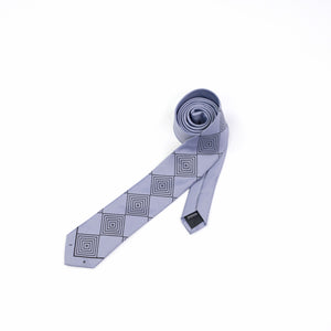 Diamond Chessboard Neckties
